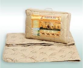 Одеяло Верблюжья шерсть  Тик