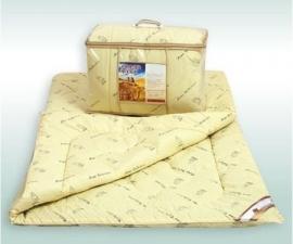 Одеяло Верблюжья шерсть Тик ЗИМА