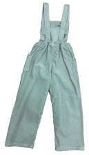 Комбинезон джинсовый вельветовый для девочек 1810 р.104
